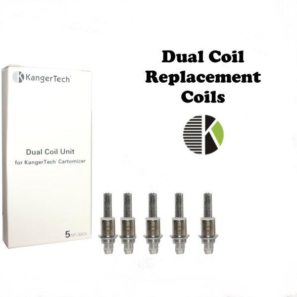 single ou dual coil